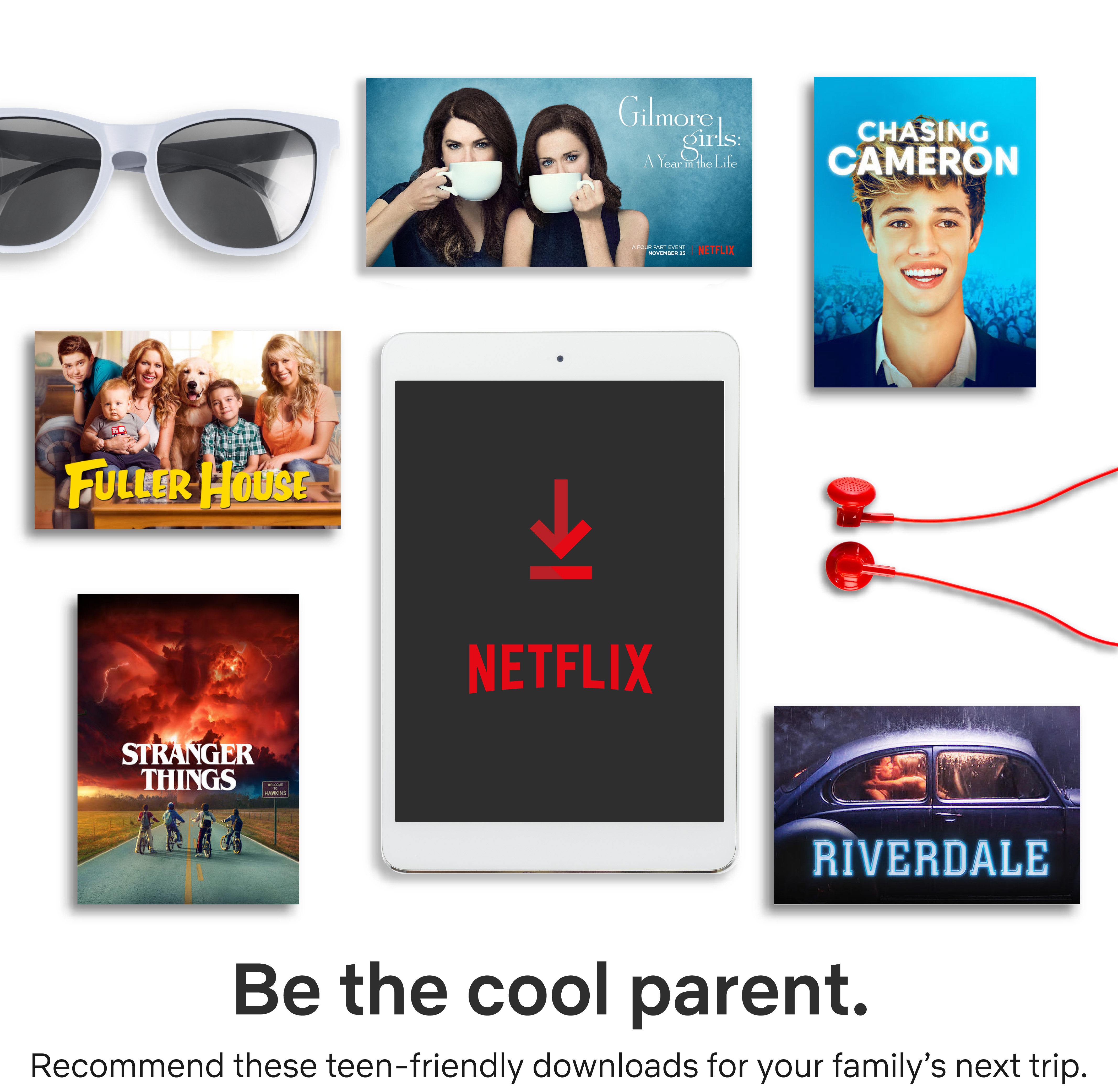 Travelling over the Holidays – Netflix Has you Covered